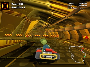 Test Moorhuhn Kart 2 PC - Screenshot 35