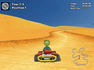 Test Moorhuhn Kart 2 PC - Screenshot 36