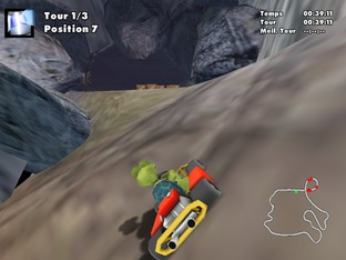 Test Moorhuhn Kart 2 PC - Screenshot 37
