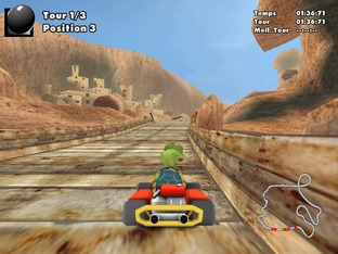 Test Moorhuhn Kart 2 PC - Screenshot 39