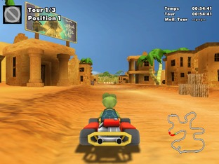 Test Moorhuhn Kart 2 PC - Screenshot 40