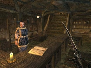 The Elder Scrolls III : Morrowind Game Of The Year Edition