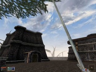 Test The Elder Scrolls 3 : Morrowind PC - Screenshot 23