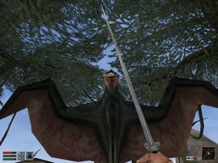 Test The Elder Scrolls 3 : Morrowind PC - Screenshot 24