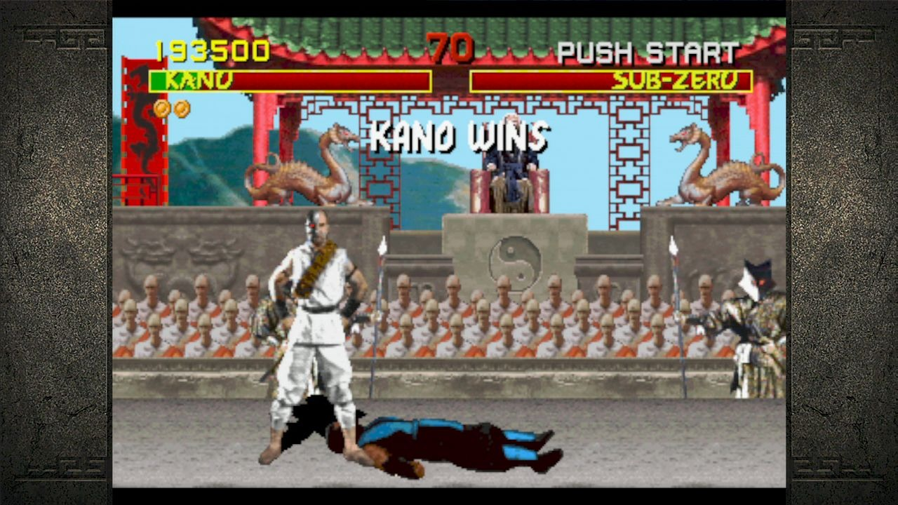 Images Mortal Kombat Arcade Kollection PC - 22