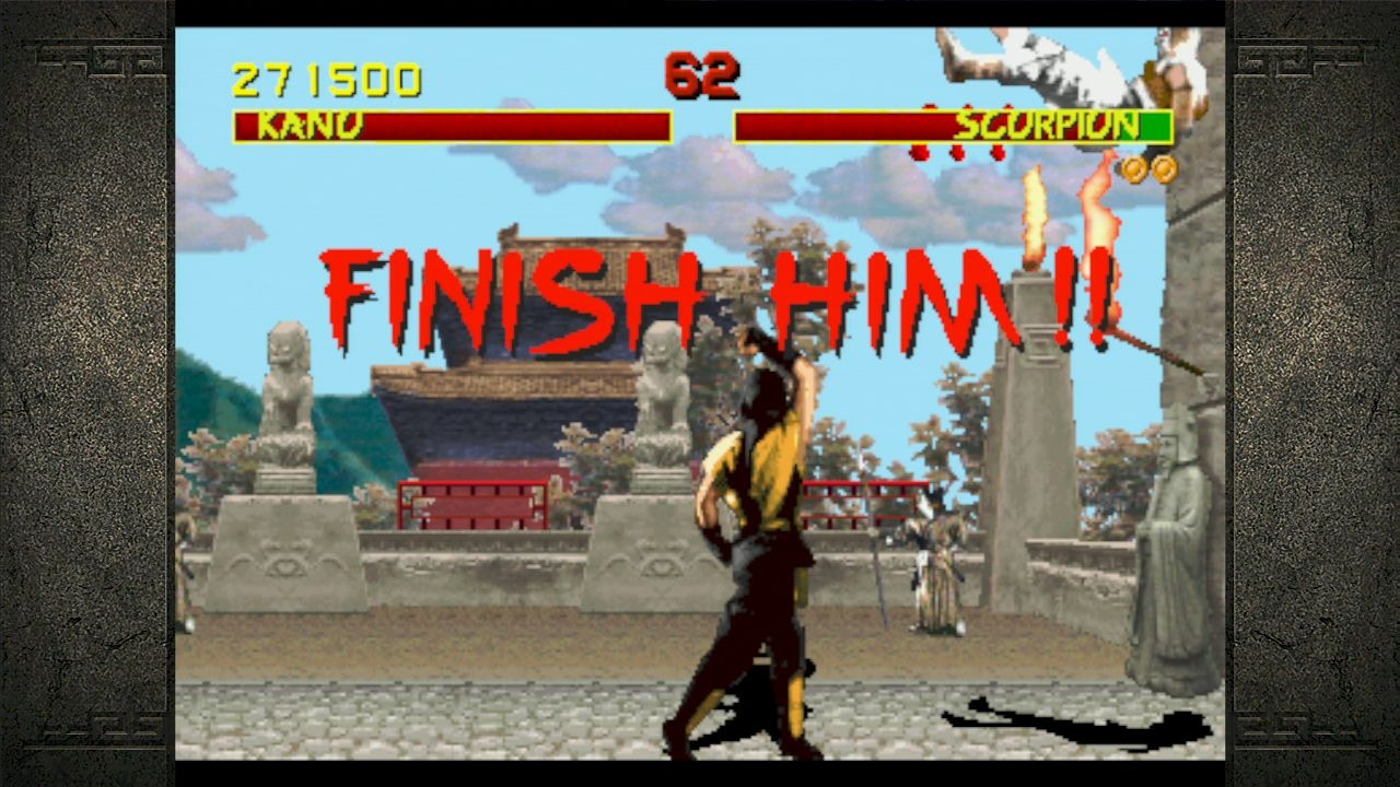 Images Mortal Kombat Arcade Kollection PC - 25