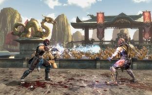 Deux images pour Mortal Kombat Komplete Edition