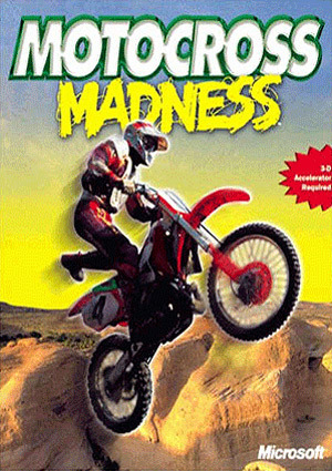لعبة الدراجات النارية الروووعة Motocross Madness بحجم 18 ميجا فقط
