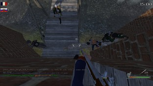 Test Mount & Blade : Warband - Napoleonic Wars PC - Screenshot 10
