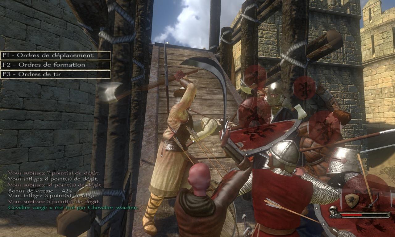 Mount and Blade Warband Game Screenshot - 9.