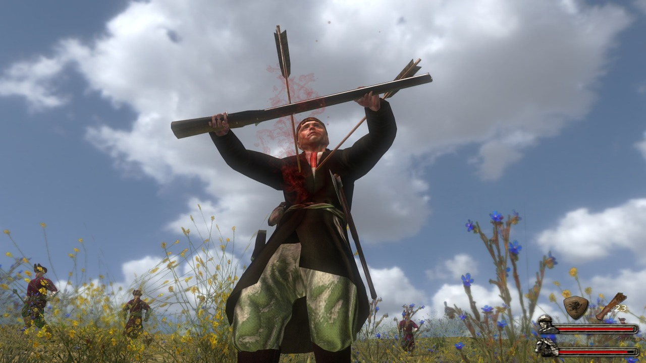 ALL FREE 4World: Mount and Blade With Fire and Sword-SKIDROW