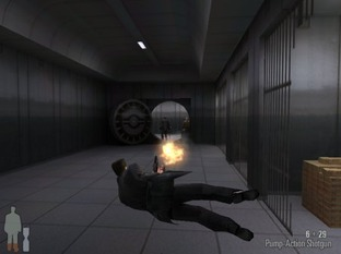 Test Max Payne PC - Screenshot 8