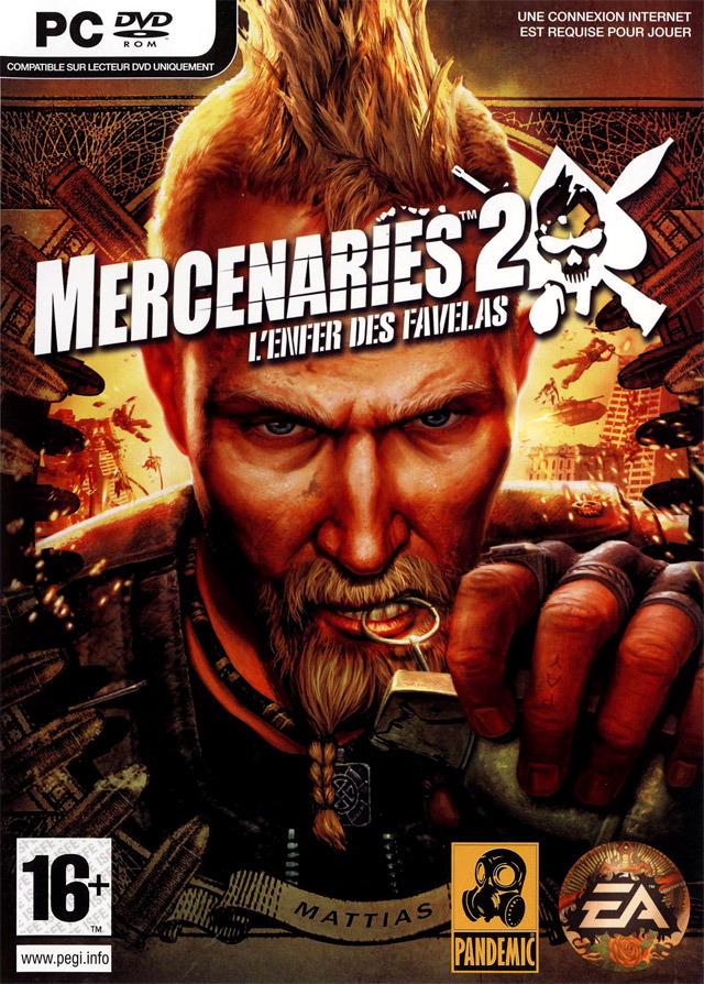 Mercenaries 2 : L'Enfer des Favelas [UD]