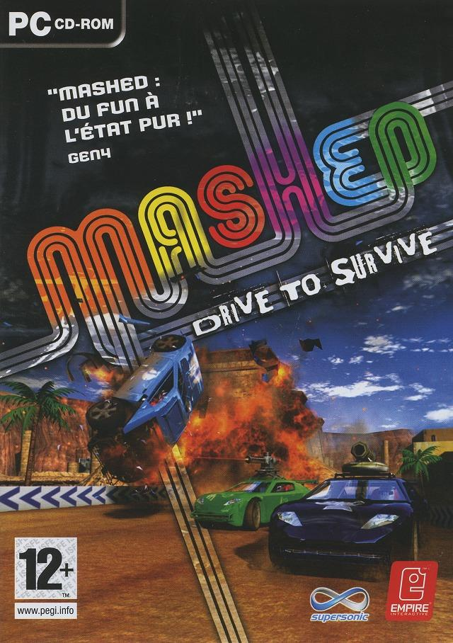 Mashed jeu PC Fr preview 0