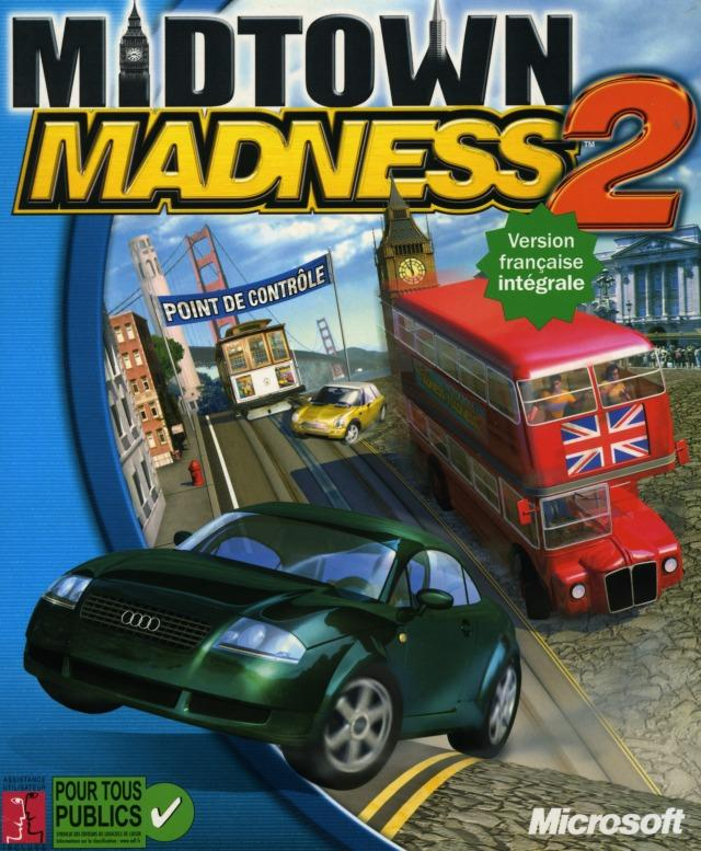 Midtown Madness 2 + Add ons voitures etc preview 0