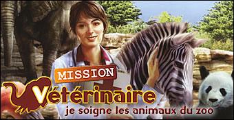 test du jeu mission veterinaire je soigne les animaux du zoo sur pc. Black Bedroom Furniture Sets. Home Design Ideas