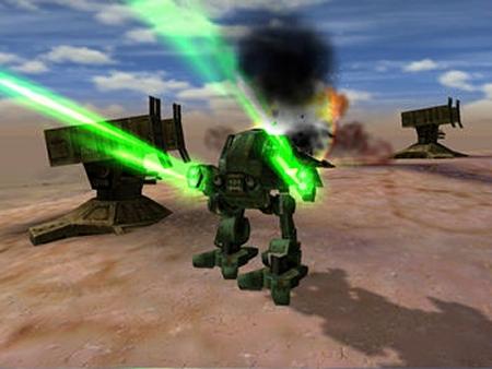 Mechwarrior 4 : Vengeance