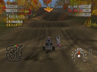 Test MX Vs ATV Unleashed PC - Screenshot 1