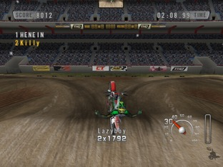 Test MX Vs ATV Unleashed PC - Screenshot 2