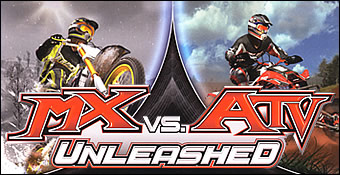 MX vs ATV Unleashed