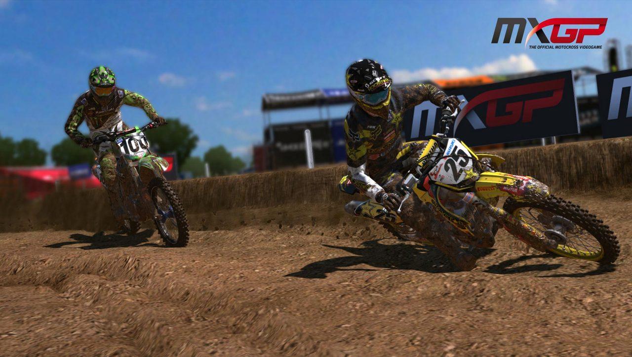 MXGP 2014 MotoCross Reloaded Full For PC