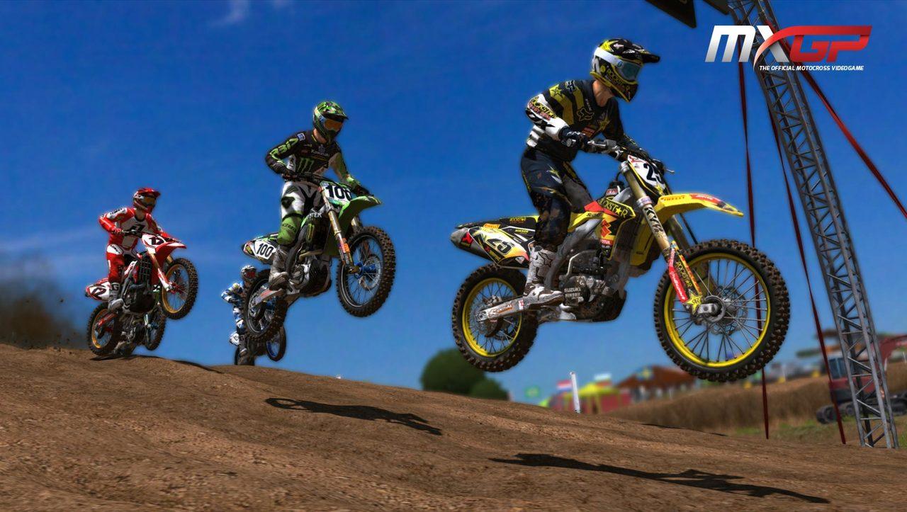 Game MXGP 2014 MotoCross Reloaded Full For PC