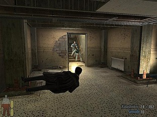 Test Max Payne 2 : The Fall Of Max Payne PC - Screenshot 16