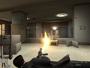 Test Max Payne 2 : The Fall Of Max Payne PC - Screenshot 17