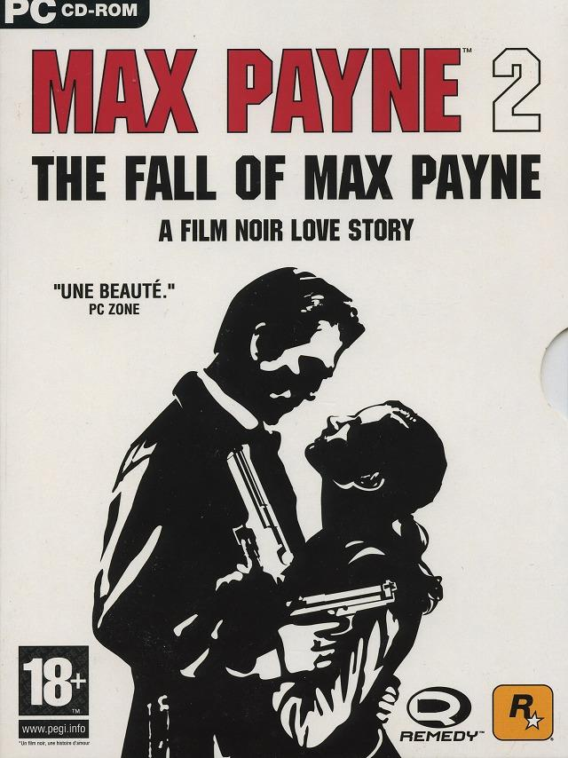 Max Payne 1 & 2 [PC] [ISO] 3CD [FS] [US]