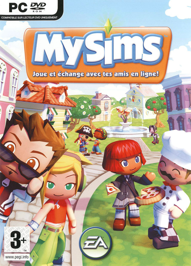 My Sims [PC] [ISO][FRENCH] [FS][US]