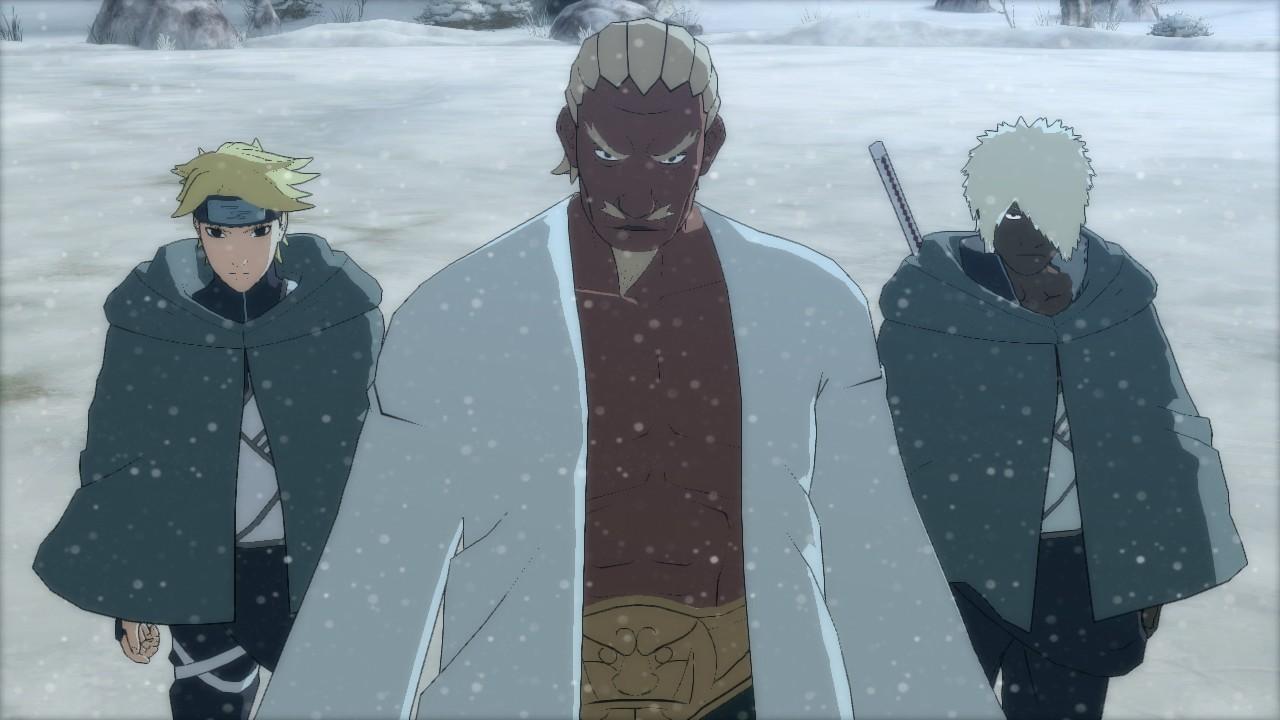 Naruto Shippuden Ultimate Ninja Storm 3 FLT