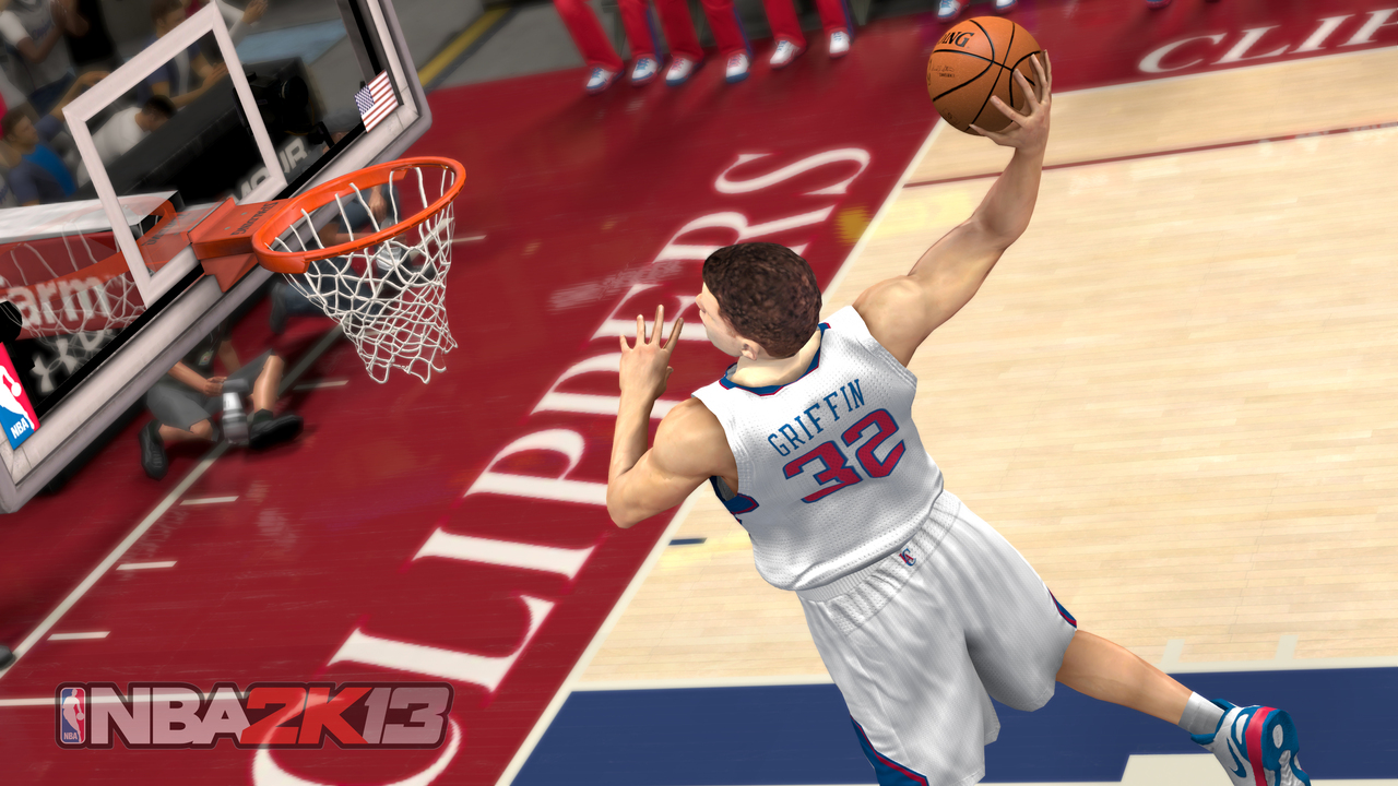 NBA 2K13 RELOADED