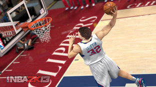 Aperçu NBA 2K13 - GC 2012 PC - Screenshot 1