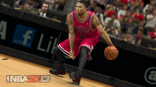 Aperçu NBA 2K13 - GC 2012 PC - Screenshot 2