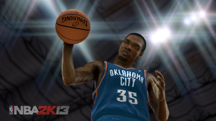 Aperçu NBA 2K13 - GC 2012 PC - Screenshot 3