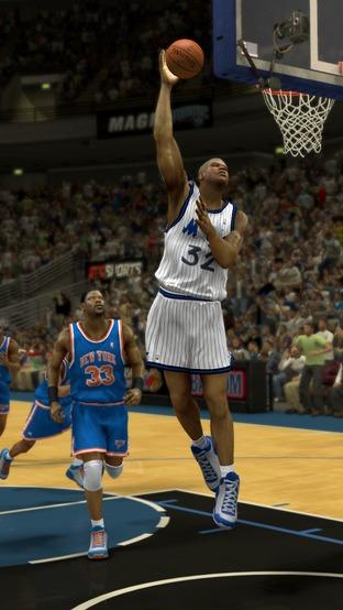 NBA 2K13 illustre ses anciennes gloires
