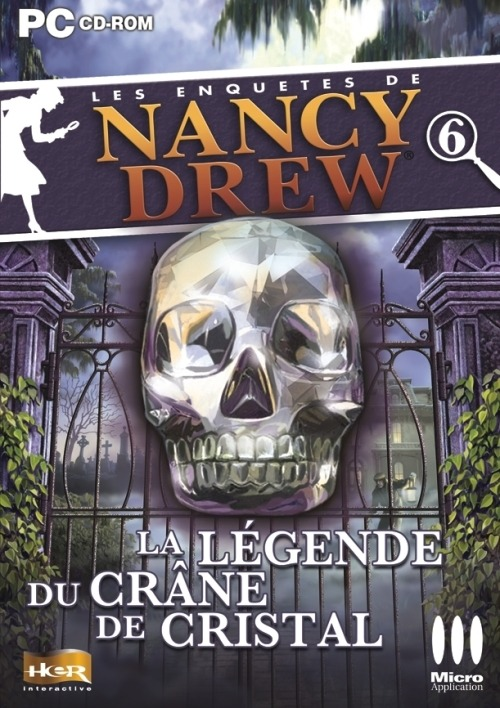 Nancy drew - La legende du crane de cristal [FS]