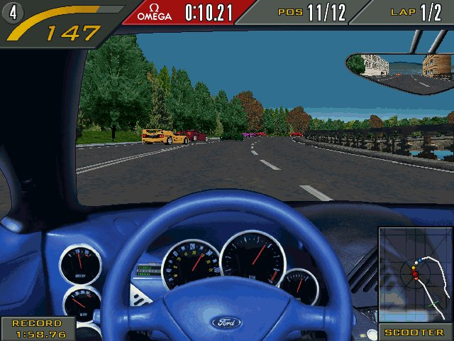 jeuxvideo.com Need for Speed II - PC Image 2 sur 29
