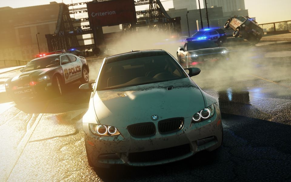 Need for Speed Most Wanted v1.3 incl Ultimate Speed Pack DLC SKIDROW