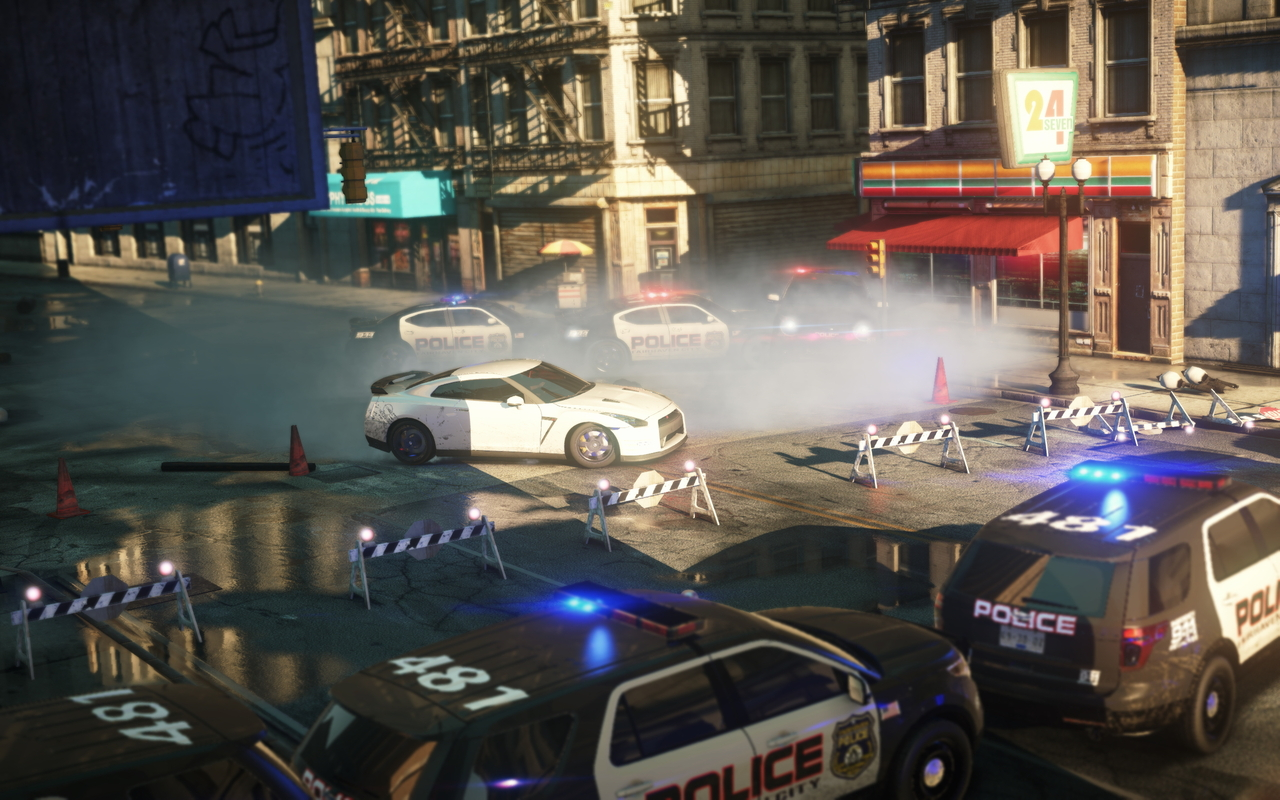 NEED FOR SPEED MOST WANTED MULTI7 POSTMORTEM
