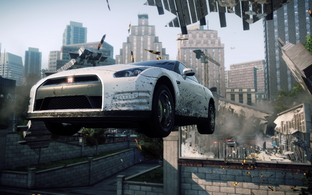Aperçu Need for Speed : Most Wanted - E3 2012 PC - Screenshot 11
