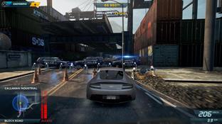 Test Need for Speed : Most Wanted PC - Screenshot 32