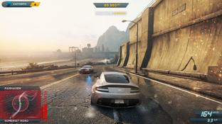 Test Need for Speed : Most Wanted PC - Screenshot 35