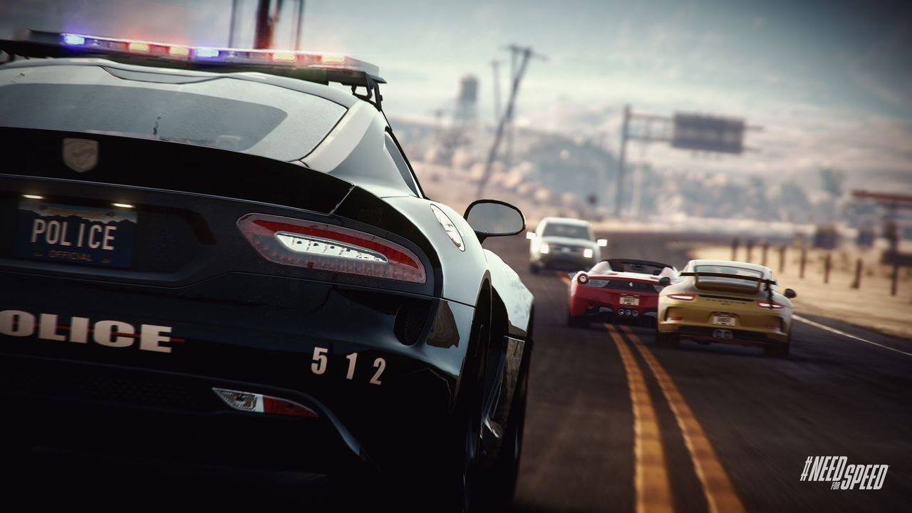 Need for Speed Rivals   Deluxe Edition   MULTI   SG