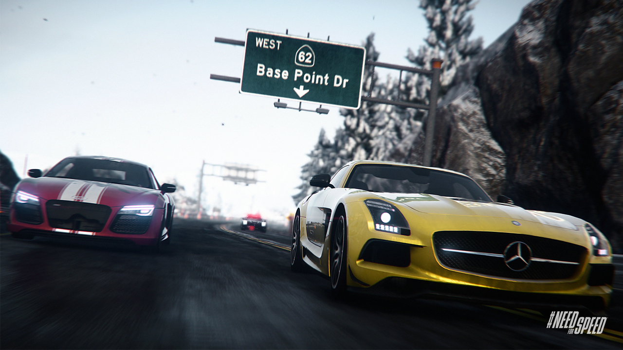 Need For Speed Rivals RELOADED