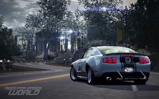 Un mode Drag dans Need for Speed World