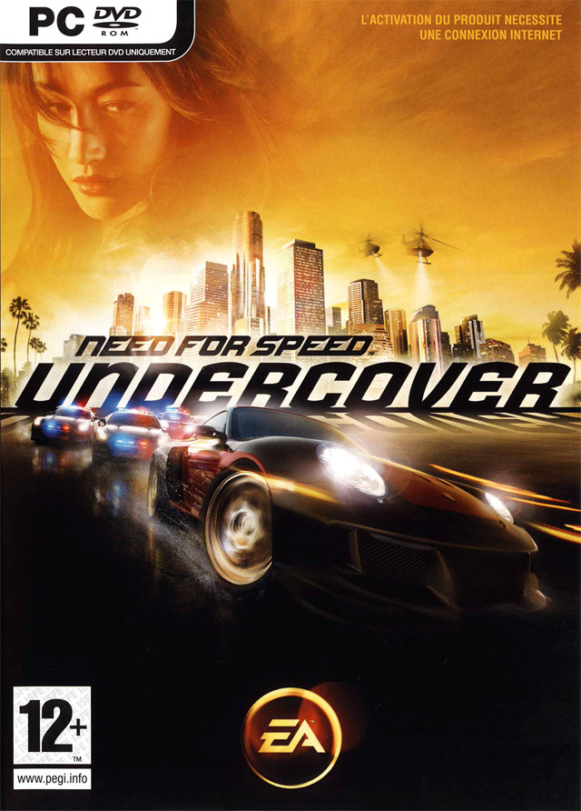 Need For Speed Undercover PC(1 Lien)