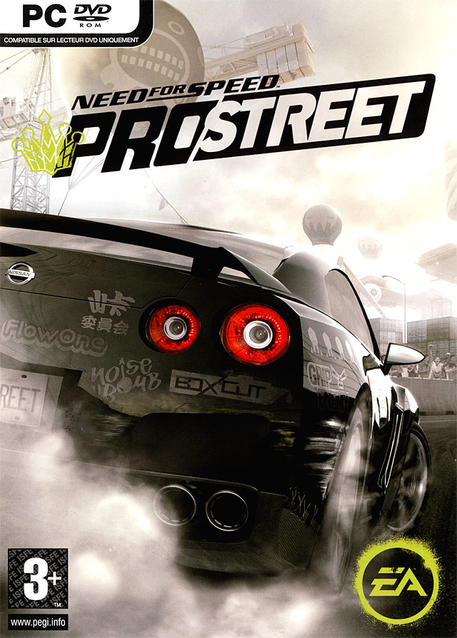 Need For Speed ProStreet (MAC)