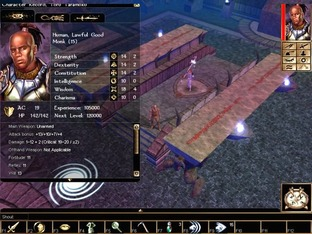 Test Neverwinter Nights PC - Screenshot 28