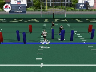Test Madden NFL 2003 PC - Screenshot 5